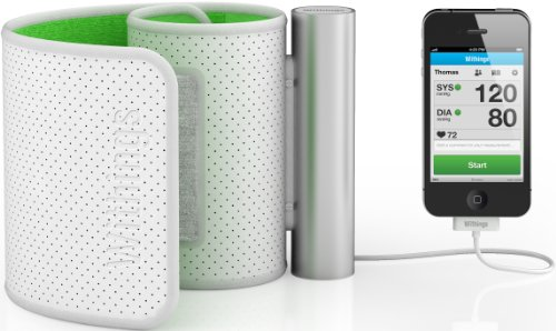 Withings BP-801 für Oberarm (iPhone, iPad und iPod touch) im Detail-Check