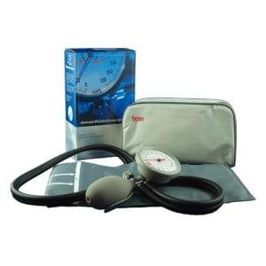 Boso K2 Mechanisches Blutdruckmessgerät mit Klettmanschette im Detail-Check