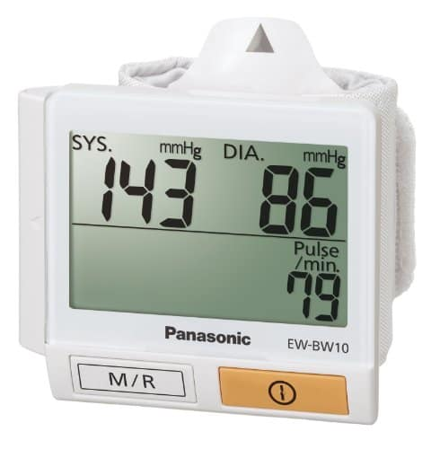 Panasonic EW-BW10 für Handgelenk im Detail-Check