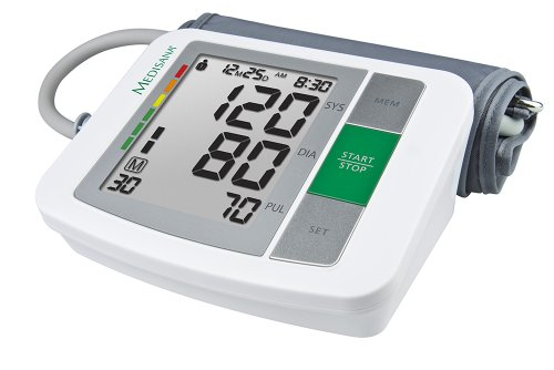 Medisana BU 510 für Oberarm im Detail-Check