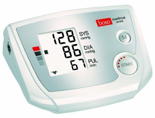 Boso Medicus Control vollautomatisch für Oberarm im Detail-Check
