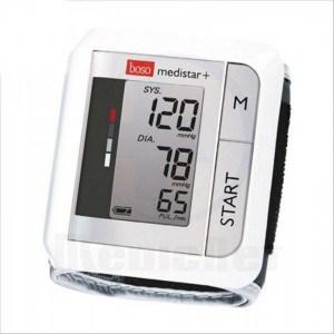 BOSO Medistar + vollautomatisch für Handgelenk im Detail Check