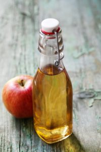 Apfelessig gegen Bluthochdruck