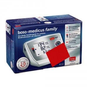 Boso Medicus Family für Oberarm im Detail-Check