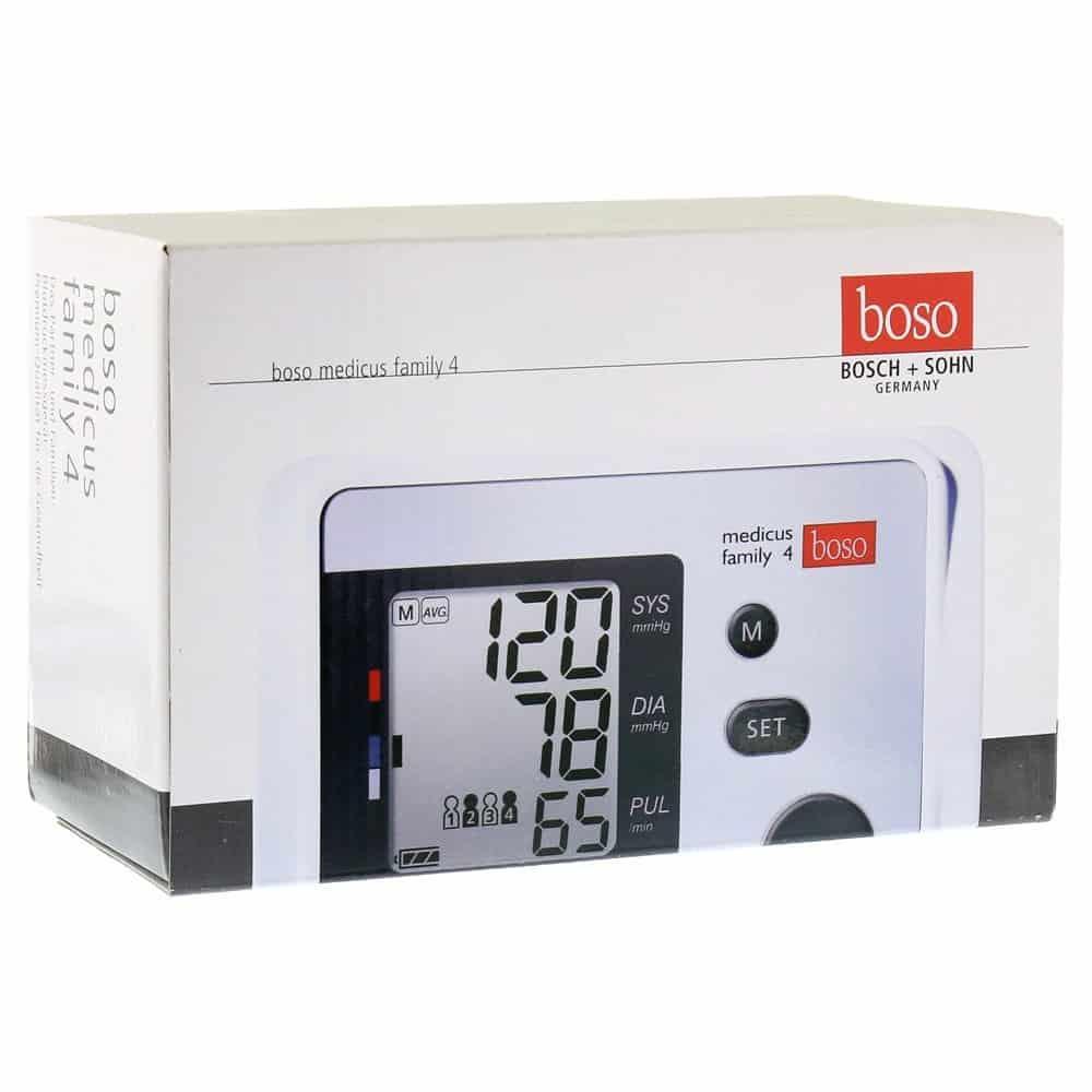 Boso Medicus Family 4 Blutdruckmessgerät Top Kundenbewertung