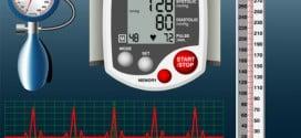 Sphygmomanometer-Systolischer-Diastolischer Druck
