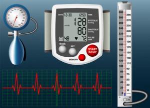 Was bedeuten diese Werte am Blutdruckmessgerät - Pulsfrequenz / Systolischer Druck / Diastolischer Druck