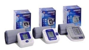 Omron M300 für Oberarm