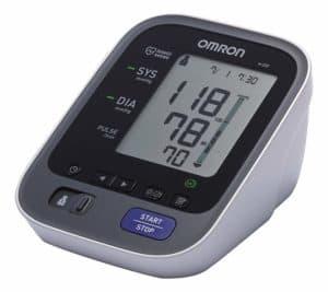 Omron M500 für Oberarm im Detail-Check
