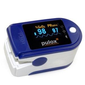 Pulsoximeter Pulox PO 200 im Detail-Check