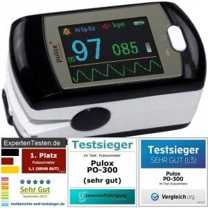 Pulsoximeter PULOX PO 300 im Detail-Check