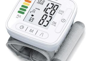 Sanitas SBC 22 Handgelenk-Blutdruckmessgeraet Ansicht