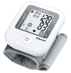Sanitas SBC 53 Handgelenk-Blutdruckmessgerät: Innovativ vernetzt dank App