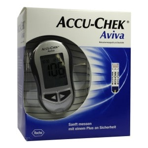 Accu-Check Aviva Set im Detail-Check